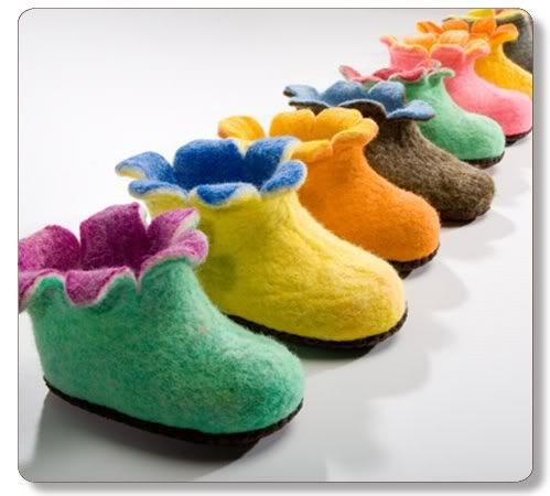 Kids slippers with values parents love too