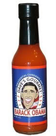 Dave's Presidential Hot Sauces – Promoting your democratic right to spice up  your bloody mary with your candidate of choice