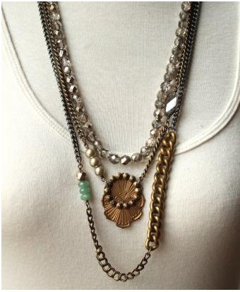 Sheer Addiction Jewelry: It's true. I'm an addict.