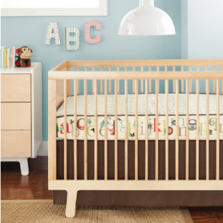 Stylin' new nursery decor and crib bedding from Skip Hop? Yes, please!