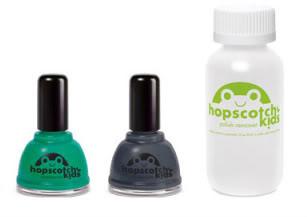Natural nail polish for kids – if you have to do nail polish at all.
