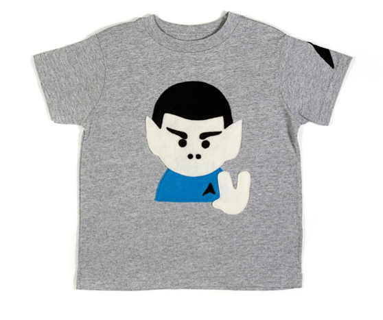Geek-tastic babies, your wardrobe awaits.