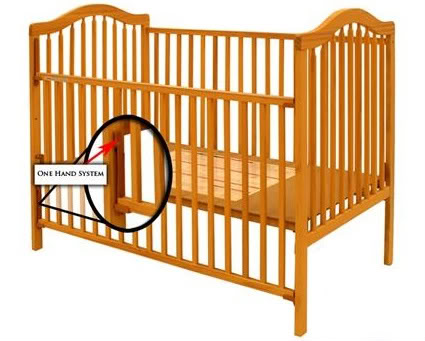 Breaking News: Stork Craft crib recall is the largest in history