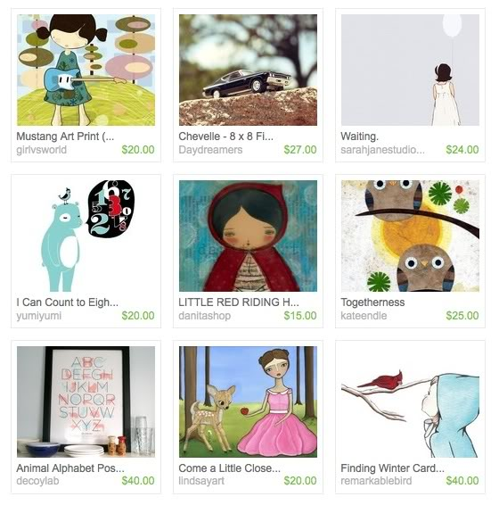 Hey, we're Etsy's guest curators!