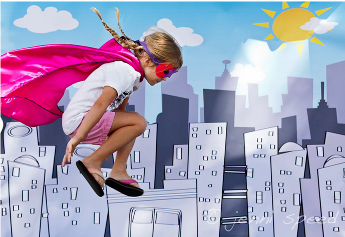 Top Cool Mom Picks posts of 2014: Superhero party ideas on a budget