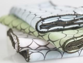 Swaddling blankets for summer