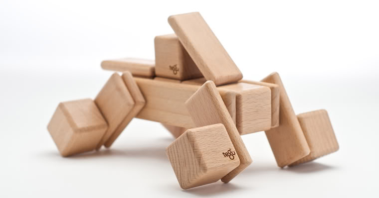 Tegu blocks build way more than imaginations