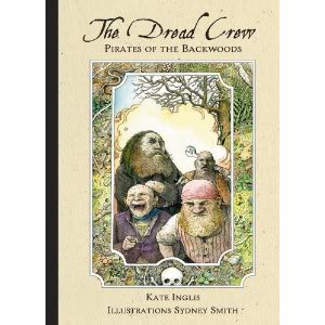 The Dread Crew – What's a summer reading list without pirates?