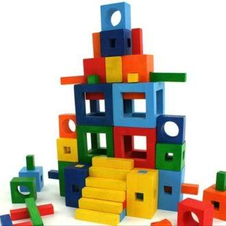 Children's blocks for all