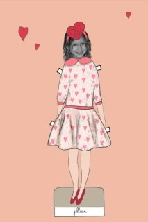 Why French paper dolls are superior for Valentine's Day