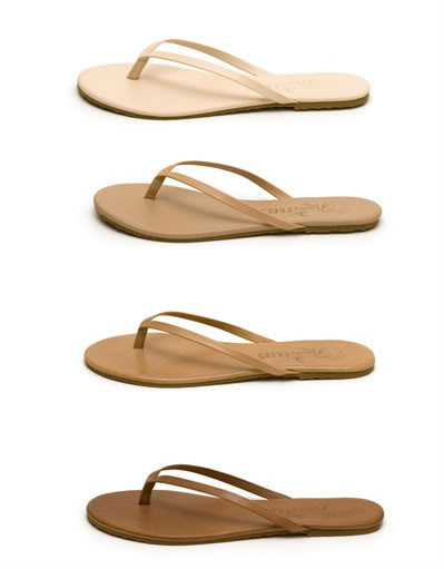 TKees make your feet feel pretty too