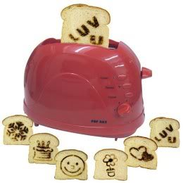 The Toaster with the Most-er