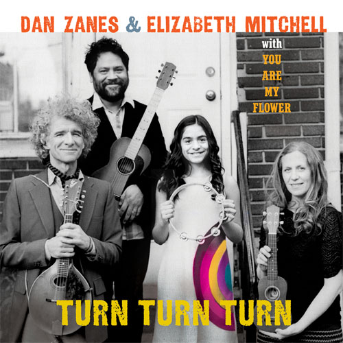 Dan Zanes and Elizabeth Mitchell make beautiful music together