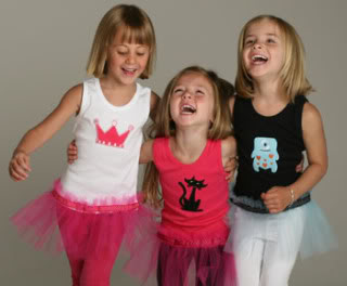 Design your own tutu. Without, you know, designing your own tutu.