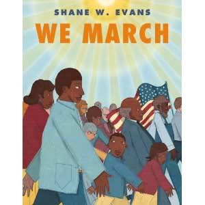 Honor Black History Month with We March
