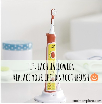 Take on candy season with these 5 great electric toothbrushes for kids