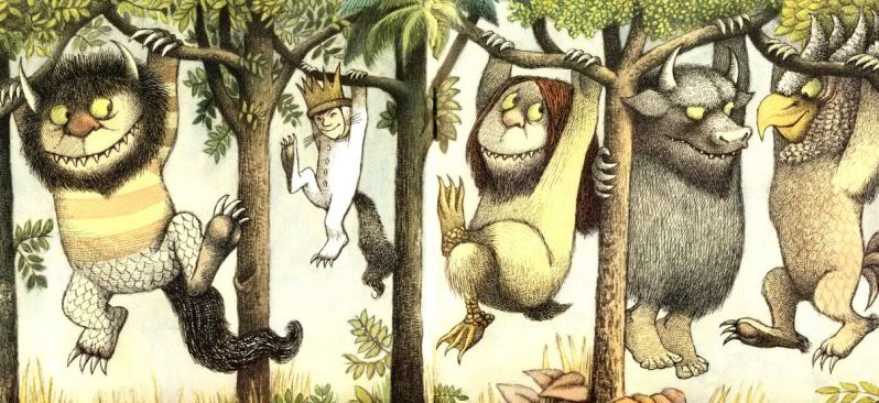 Maurice Sendak lives, through some of the best books ever