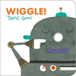 Taro Gomi's new board books. Not bored books.