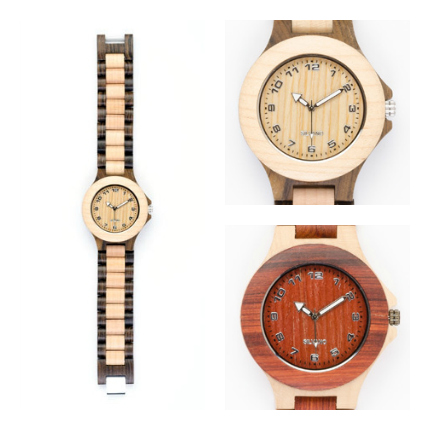 Wooden watches that make you want to wear one again.