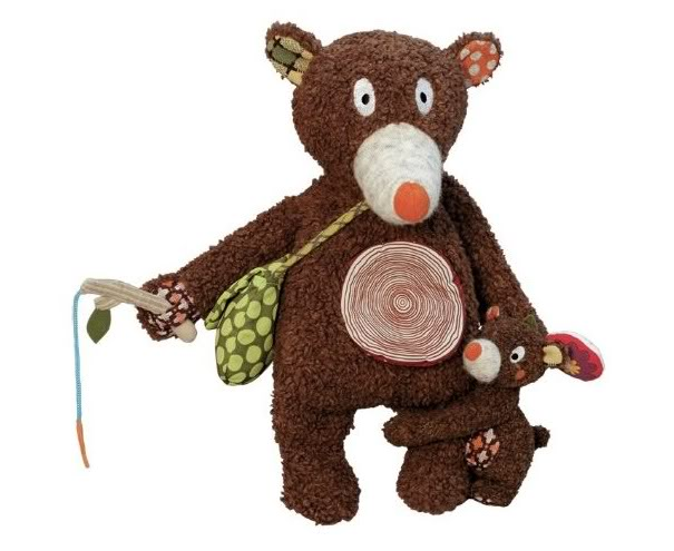Woodours bears – the one stuffed animal you might actually like as much as your baby