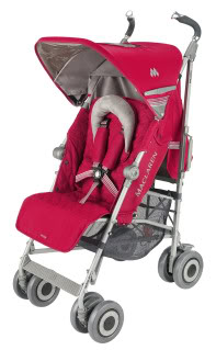 The Maclaren 2011 preview – Stroller junkies, take note!