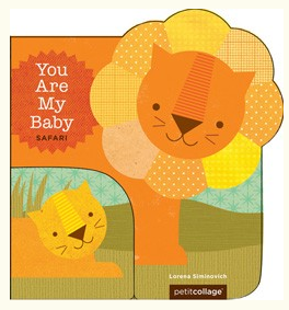 Baby board books that show love from all parents, not just mommies.