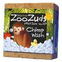 Scrub-a-dub-dub, Zoo Zuds in the tub