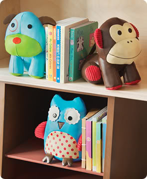 Cute kids' bookends at a price that makes them even cuter