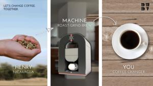 Bonaverde coffee roasting machine on kickstarter | cool mom picks