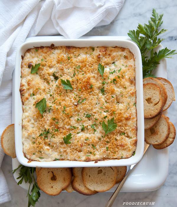 Warm Crab Dip Recipe | Cool Mom Picks