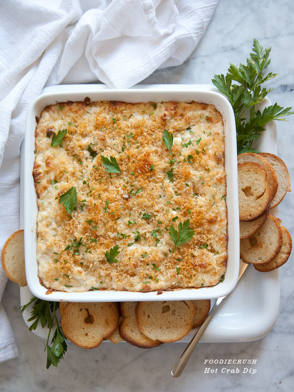 Warm Crab Dip Recipe | Cool Mom Picks