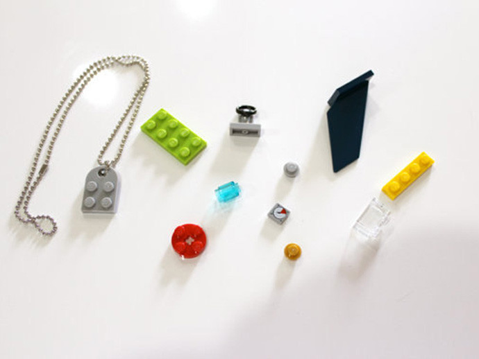 holiday gift: diy lego necklace | cool mom picks