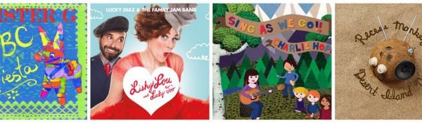 December kids' music | Cool Mom Picks