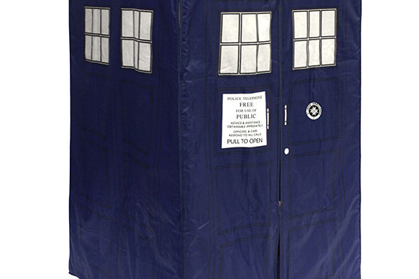 Dr. Who TARDIS Play Tent | Cool Mom Picks