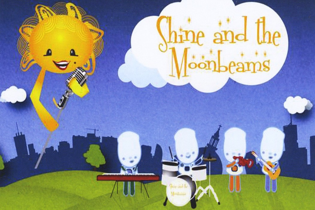 Shine and the Moonbeams album | Cool Mom Picks