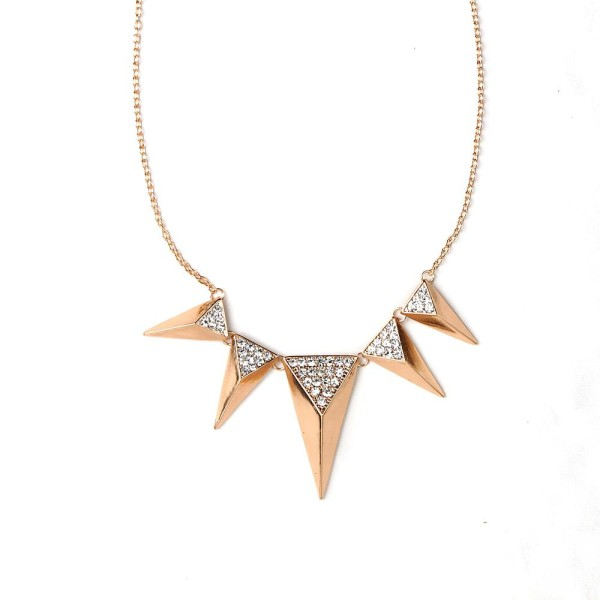 Spiked Necklace via Sears Shop Your Way Program | Cool Mom Picks
