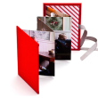 holiday gift: mini accordion brag book