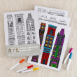 holiday gift: artist collective poster kits