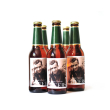 holiday gift: custom beer photo labels