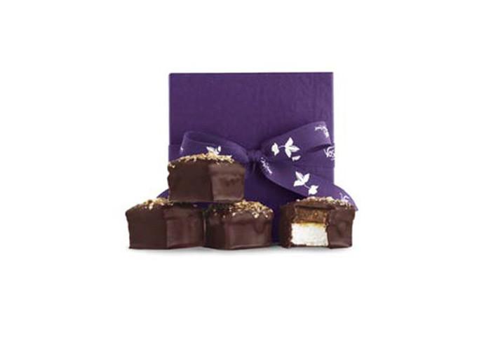 holiday gift: gourmet caramel marshmallows | cool mom picks