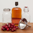 holiday gift: cherry infused bourbon