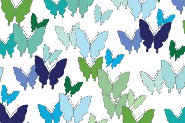 cool-butterfly-pattern