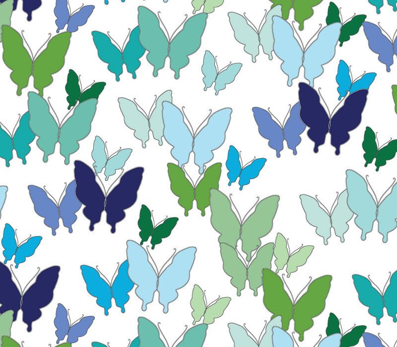 cool-butterfly-pattern