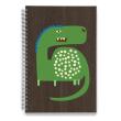 holiday gift: dinosaur sketchbook