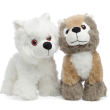 holiday gift: direwolf plush pup toy