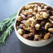 holiday gift: homemade spiced nuts