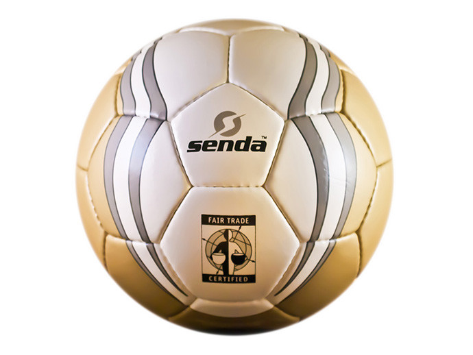 holiday gift: fair trade soccer ball | cool mom picks