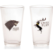 holiday gift: game of thrones pint glass