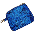 holiday gift: glitter coin purse