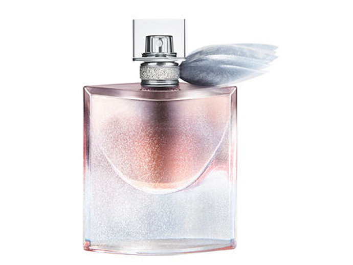 holiday gift: glitter perfume